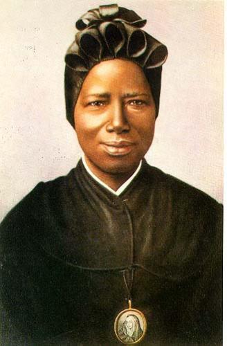sv. Josefína Bakhita